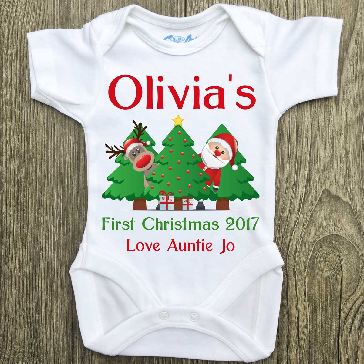 Personalised Baby Grows. For babygrow and onesie printing, design your own babygrow with text, images or our custom designs. 8 colours. Fast, quality custom printing for unique personalised gifts/5().